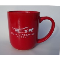 HLM Logo Red Mug